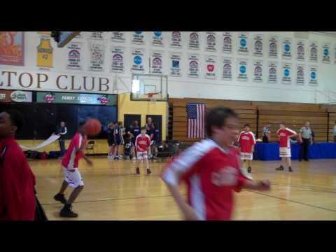 Concordia Lutheran School Middle School Basketball Warm-Up
