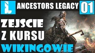 Ancestors Legacy ⚔️ Wikingowie ⚔️Rozdział I ⚔️01
