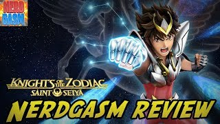 Saint Seiya: Knights of the Zodiac Nerdgasm Review