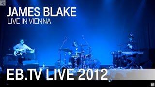 James Blake live in Vienna (2012)