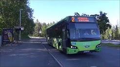 Busseja Jyväskylässä