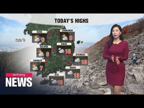 [Weather] Cold Temperatures To Stay, Mix Of Rain And Snow In East