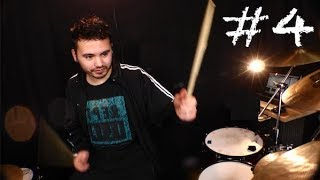 #4 DJ Snake, Lil Jon - Turn Down for What | Drum Cover
