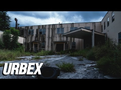 Exploring an Abandoned Hospital