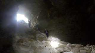 Ичалковский бор. Пещеры.