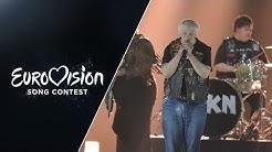 Pertti Kurikan Nimipäivät - Aina Mun Pitää (Finland) - LIVE at Eurovision 2015: Semi-Final 1