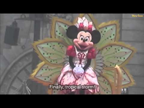 "[-english-subtitles-]-tokyo-disney-sea-disney-summer-festival-""minnie's-tropical-splash""-2014"