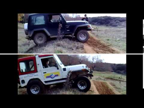 ASIA MOTORS ROCSTA VS JEEP