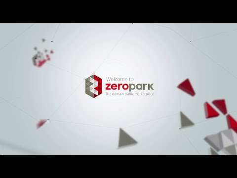 Traffic Marketplace - ZeroPark - Webinar