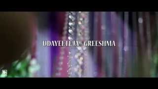 Udayeeteja+Greeshma Engagement Promo