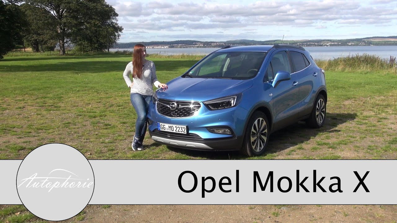 2017 opel mokka x 4x4 test afl led intellilink. Black Bedroom Furniture Sets. Home Design Ideas