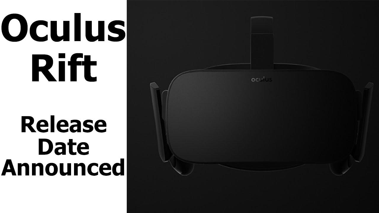 Oculus rift release date in Perth