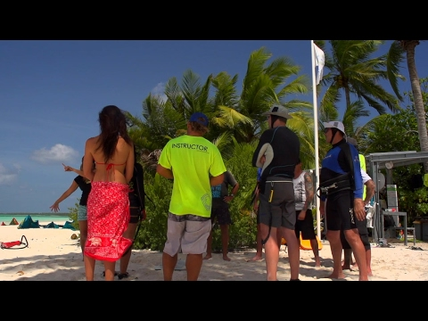 Kiteboarders Heaven - Cocos Islands