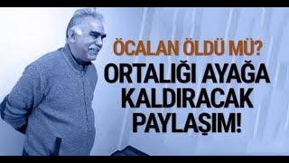 Teröristbaşı Abdullah Öcalan Öldü mü ? Bir AYT Rüzgarı Daha
