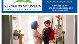 Lileina Joy: Reynolds Mountain Christian Academy (Radio Commercial)