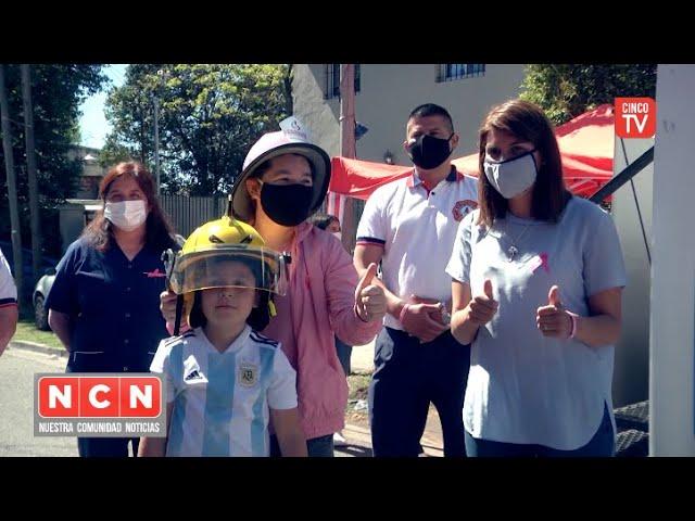 CINCO TV - Tigre continúa promoviendo la donación de sangre