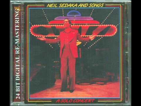 """Neil Sedaka's Solo Concert - """"Betty Grable"""" (1977)"""