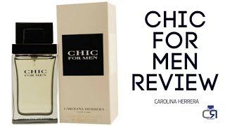 Carolina Herrera Chic for Men Fragrance/Cologne Review