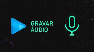 Video Aula Sony Vegas PRO 11 - Como gravar áudio