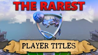 The 4 Most Exclusive Titles in Rocket League