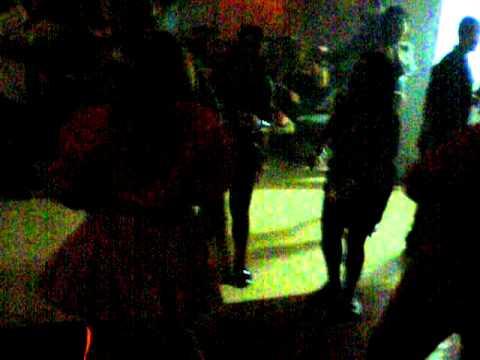 KARAOKE ON STAGE HALLOWEEN PARTY 2009 VARADERO REST.