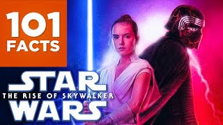101 Facts About Star Wars Episode IX: The Rise of Skywalker