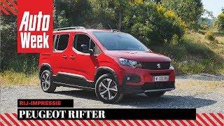 Peugeot Rifter - AutoWeek Review - English subtitles