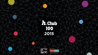 h.Club 100 Awards Ceremony 2015