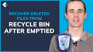 How to Recover Deleted Files from Recycle Bin after Emptied on Windows 10/8/7