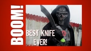 UNREAL FACE DECAPITATION!  SICKEST ZOMBIE KILL EVER!