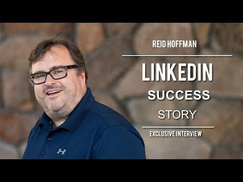 Reid Hoffman Interview - Founder & Chairman of LinkedIn