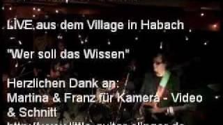 Der Liederpoet & Band - LIVE im Village in Habach -