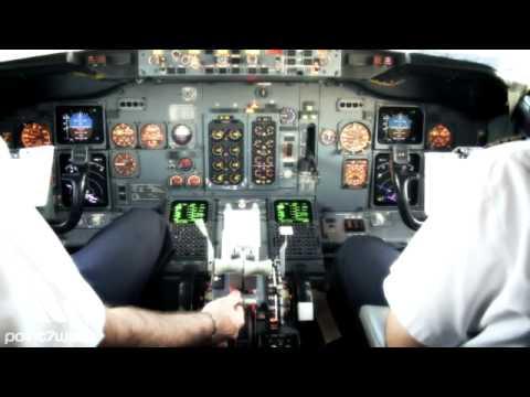 Desert Jet Image Film