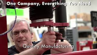 One Company, Everything you need - Waterjetcutting - OMAX / INNOMAX