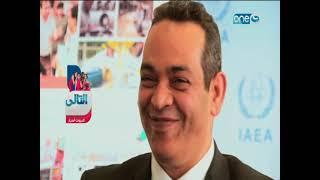 مصرتستطيع | أصغررئيس لمفاعل نووى فى العالم د. أمجد_شكر .. مدير برامج أمان المفاعلات النووية