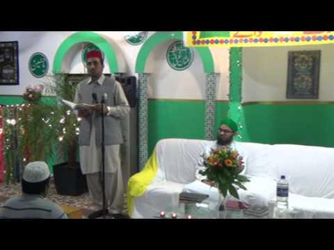 EID-MILAD -UN-NABI MADINA MASJID BREMEN 05.01.2015