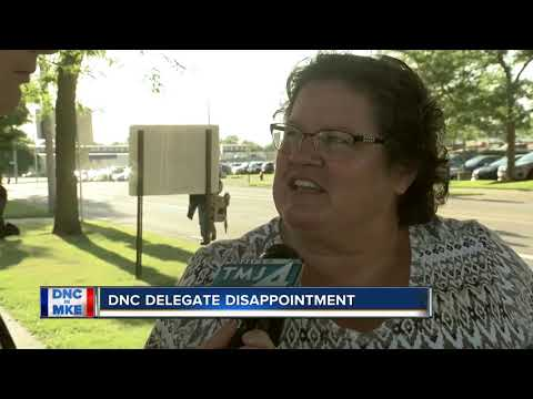 No DNC Delegates, No Problem For These Counties