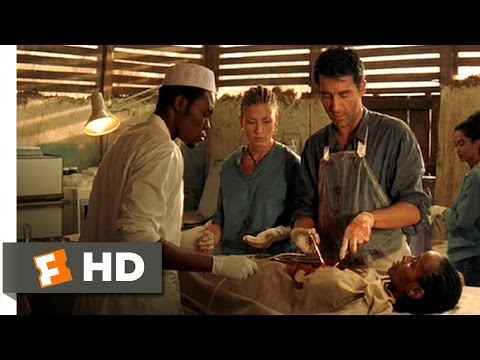 Beyond Borders (3/8) Movie CLIP - She's in Pain (2003) HD