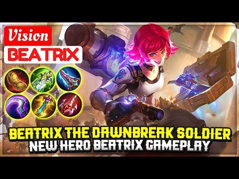 Beatrix The Dawnbreak