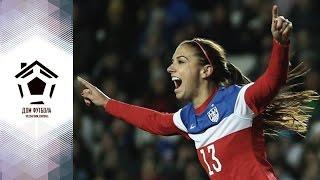 Женский футбол ¤ Лучшие скиллы и голы(Все еще считаете, что