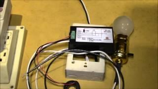 PZEM-061 AC Panel Meter Wiring