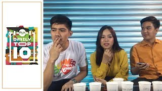 ROBI DOMINGO Plays Two Truths & A Lie With MYX VJ Search Finalists Eryka & Anton | MYX DAILY TOP 10