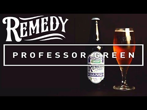Professor Green's 'Remedy'. In Stores Now!