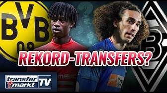 Rekord-Transfers für BVB & Gladbach? Camavinga & Cucerella im Fokus | TRANSFERMARKT
