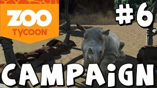Zoo Tycoon: Xbox One - Vine Dining - Campaign Mode