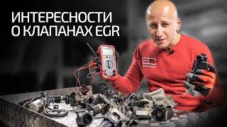 Как на самом деле работает клапан EGR и как его проверить?