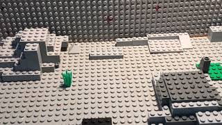 Видео урок как снять Лего мультфильм
