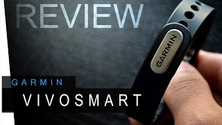 Garmin Vivosmart - REVIEW
