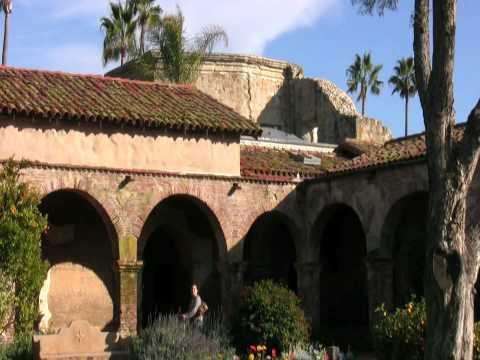 Mission San Juan Capistrano - Bret Harte Elementary School
