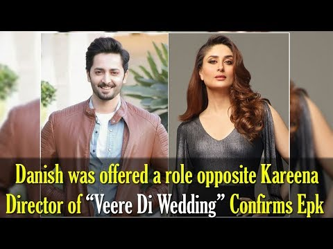 """Danish was offered a role opposite Kareena Director of """"Veere Di Wedding"""" Confirms Epk Mp3"""
